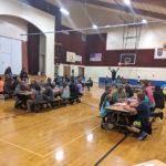 Healthy Kids Hosts Community Dinner at Miller School