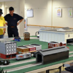 Maine3Railers Model Railroad Display Comes to Lincoln Home