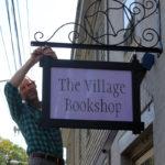 Book Shop Has New Sign
