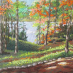 Free Pastel Demo at Gwendolyn Evans Gallery