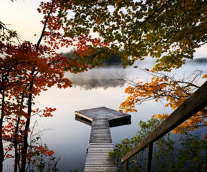 Julia Brown, of Bremen, received the most votes with her photo of fall foliage around a dock to become the 10th monthly winner of the 2019 #LCNme365 photo contest. Brown will receive a $50 gift certificate to Coastal Car Wash and Detail Center, of Damariscotta and Boothbay Harbor, the sponsor of the October contest.