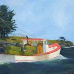 Rising Tide Cafe Displays Works by Artist Stephen Busch