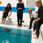 Students Launch Underwater Robots