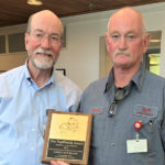 McFarland Gets Webster and Elise Van Winkle Award for Excellence