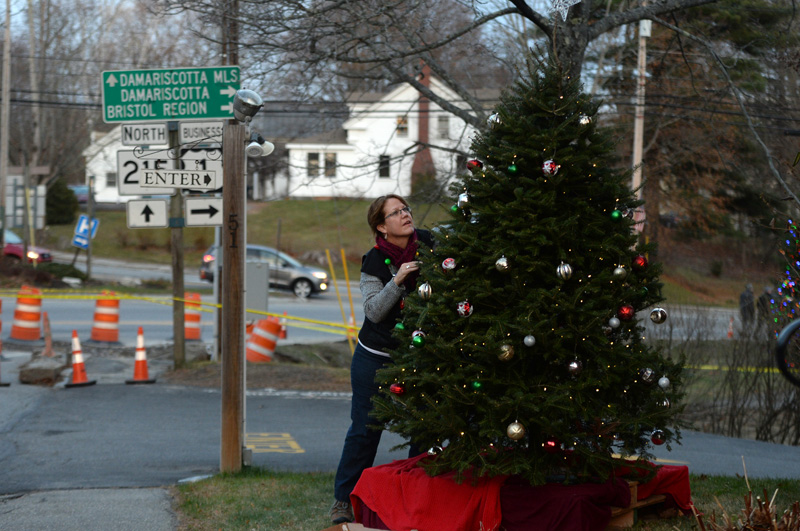 There are less than 20 trees remaining for the 2019 Villages of Light celebration.