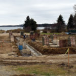 Site Work Underway for Pemaquid Beach Project