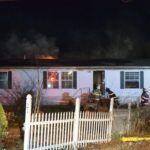 Fire Destroys Vacant Double-Wide in Dresden