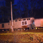 Jefferson Firefighters Quickly Put Out Flames at Trailer