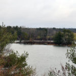 CMP Considers 'Floating Road' to Access Newcastle Island