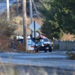 Update: Propane Truck Rolls Over in Newcastle, Leak Closes Route 215