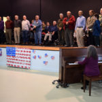 SBS Veterans Day Ceremony Connects Students to Vets
