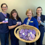 Healthy Kids Donates Baby Hats to LincolnHealth Maternity