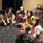 'Best Christmas Pageant Ever' Rehearsals in Process