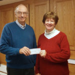 Bristol Area Lions Donate $2,000 to CHIP