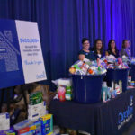 Camden National Donates Money, Toiletry Items to Youth Homeless Shelters