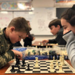 Chess Club Challenges NCS Youth
