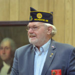 Veterans Gather for Dinner in Damariscotta