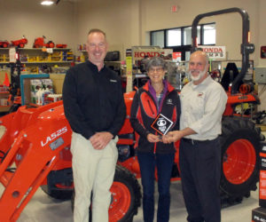 Kubota Tractor Corp. is pleased to honor Union Farm Equipment, located in Union, with Kubota's Elite Award of Excellence.