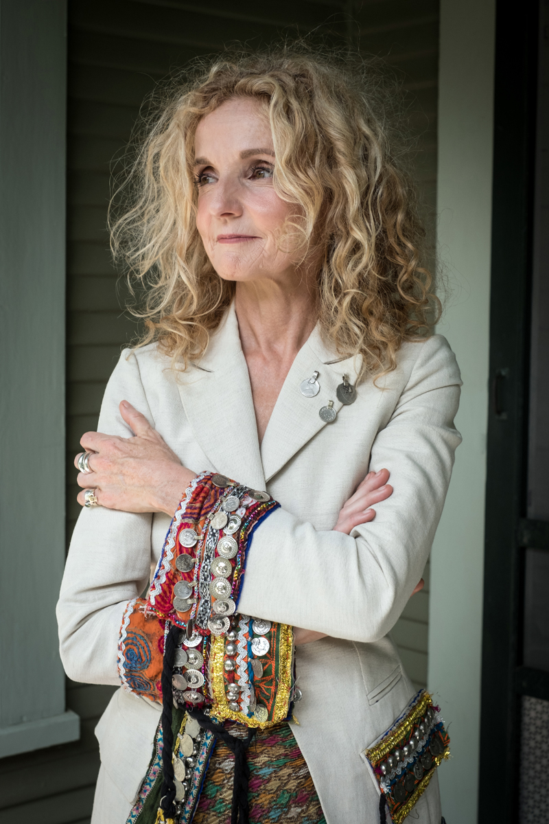 Patty Griffin (Photo courtesy Michael Wilson/Opera House at Boothbay Harbor)