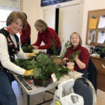 Garden Club of Wiscasset Celebrates Spirit of the Season
