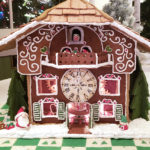 Free Class on Building Spectacular Gingerbread Houses