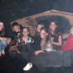 South Bristol Eighth Graders Host Haunted House Fundraiser