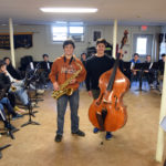 Two LA Seniors Selected for All-State Jazz Festival