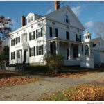 The Ledges Venue for Wiscasset Holiday Marketfest Events