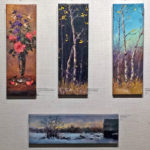 'Little Holiday' Art Show at Kefauver