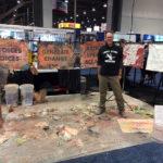 LA Teacher and 'Artivist' Jonathan Mess Creates Live Art Show in Vegas