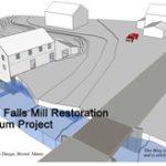 Mill at Pemaquid Falls Stirs Interest