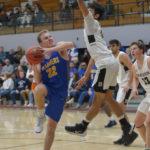 DePatsy Scores 1,000th Collegiate Point