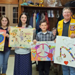 Whitefield Lions Judge Peace Poster Contest