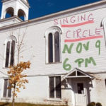 Singing Circle in Waldoboro Nov. 9