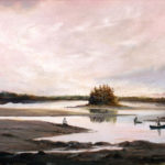 Art of Waldoboro's Herbert at Maine Coastal Islands