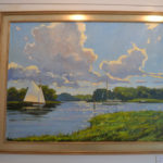 Review: Sailboats, Seas, and Clouds Abound at Down East