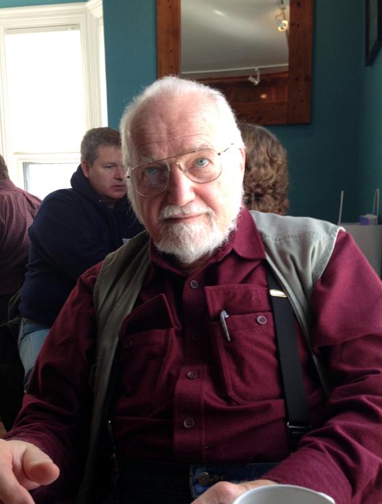 "Guest ""Artsbeat"" columnist Paul Kando. (Photo courtesy Paul Kando)"