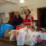 Wiscasset Auxiliary Meets Pantry Challenge