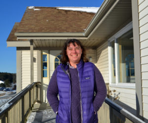Dr. Holly Noble plans to open the Wiscasset Veterinary Hospital at the site of the former Coastal Veterinary Care on Gardiner Road in March or April. (Charlotte Boynton photo)