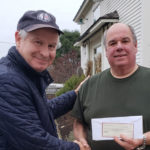 Bristol Area Lions Donate $500 to Community Energy Fund