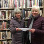 Bristol Area Lions Donate $500 to Bristol Area Library