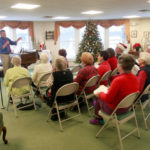Hearts Ever Young Holiday Sing-Along at Lincoln Home