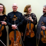 Free 'Holiday Sandwich' Concert by DaPonte String Quartet