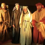 Live Nativity in Damariscotta
