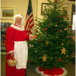 Mrs. Santa Coming to Bristol Area Library