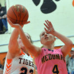 Gardiner Clips Lady Panthers