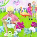 Patti Bradley Artwork Featured in West Gallery