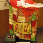 Raffle at Bristol Area Library