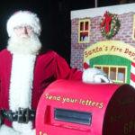 Santa Coming to Waldoboro