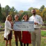 First National Wealth Management Supports Veggies to Table